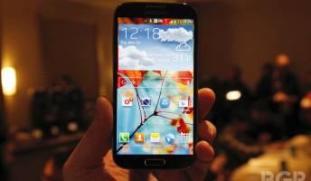 Galaxy S4 KitKat Update