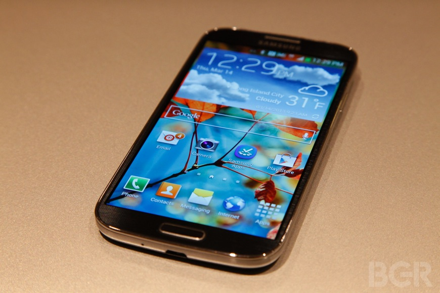 AT&T Galaxy S4 arriving in stores ahead of schedule on April 27th