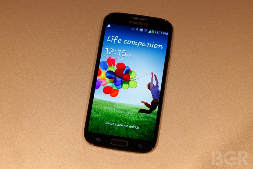 Still no Galaxy S4 launch date from Verizon, but sign up page is now live