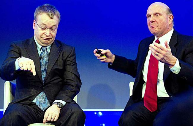 Microsoft Layoffs Nokia Write-down Ballmer
