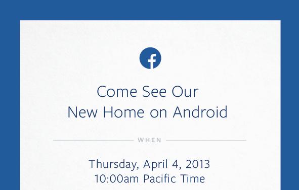 Facebook Mobile Event