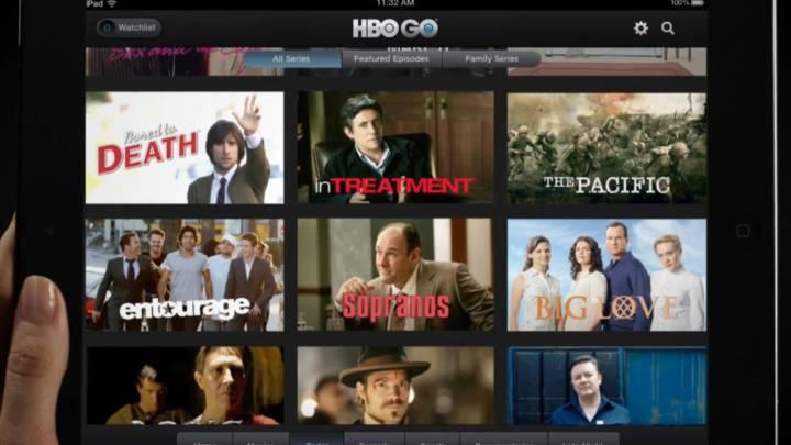 HBO Web TV Service