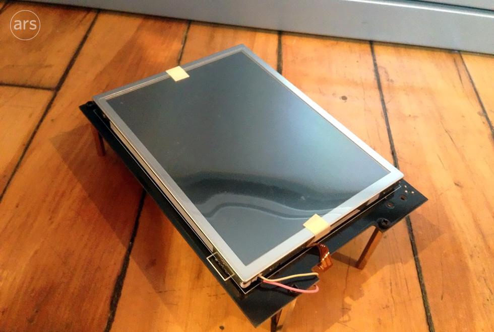 Apple Phablet Prototype