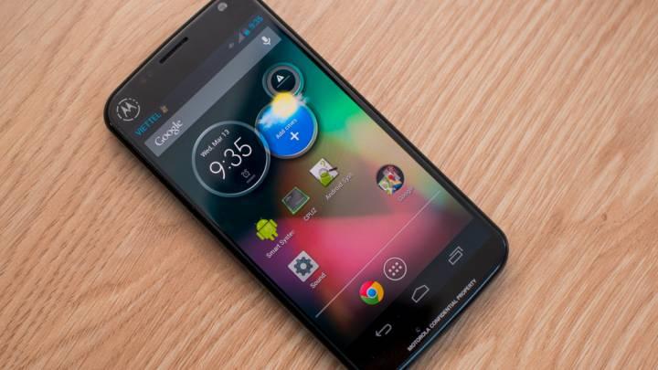 Google Moto X Phone Battery Life