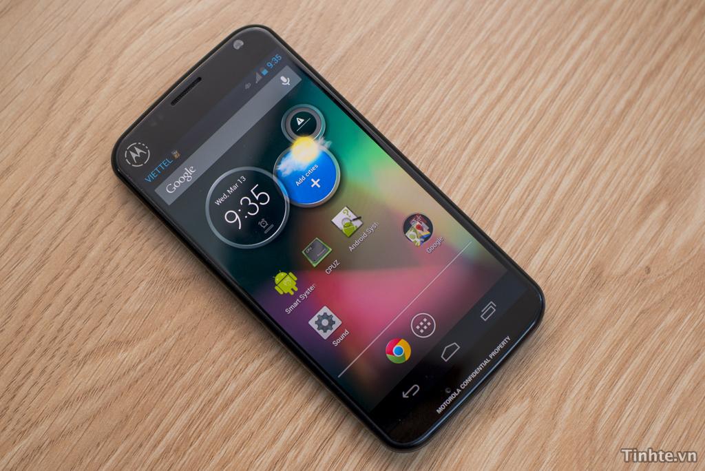 Motorola Android Smartphone Leak