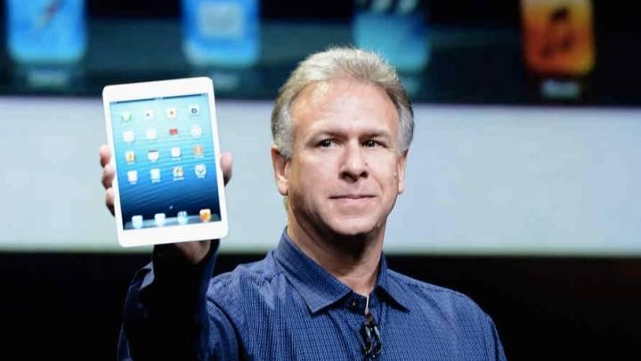 Apple Executive Schiller