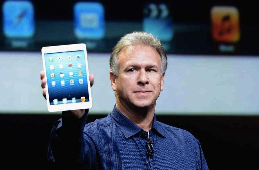 Apple Executive Schiller Testimoney