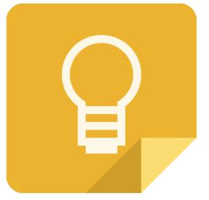 Google Keep Note-Taking