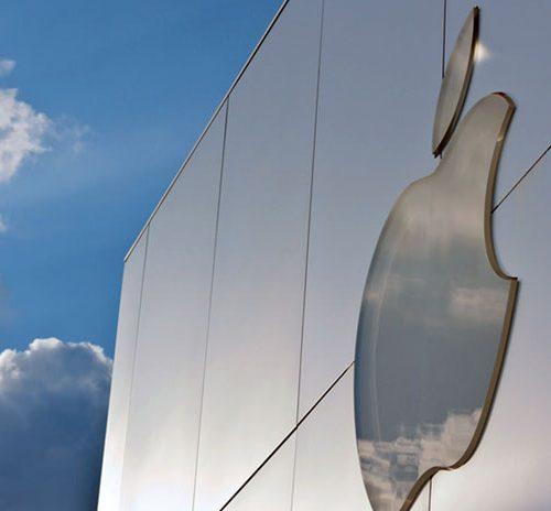Apple stock price target 2014