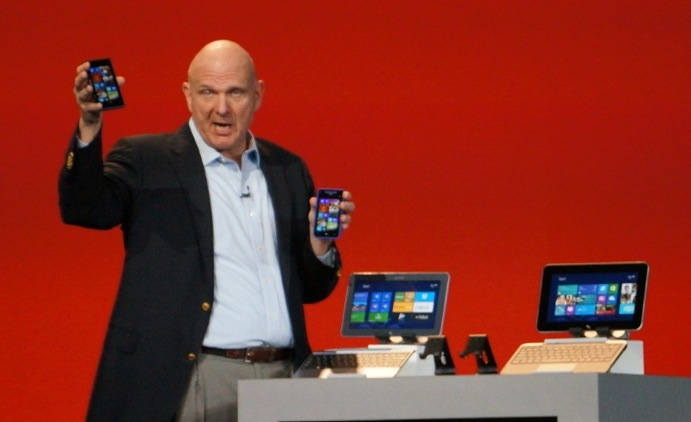 Microsoft Windows Phone Windows RT Merger