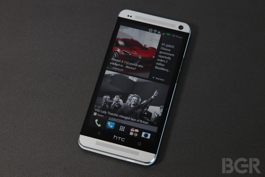 HTC One Android 4.3 Upgrade
