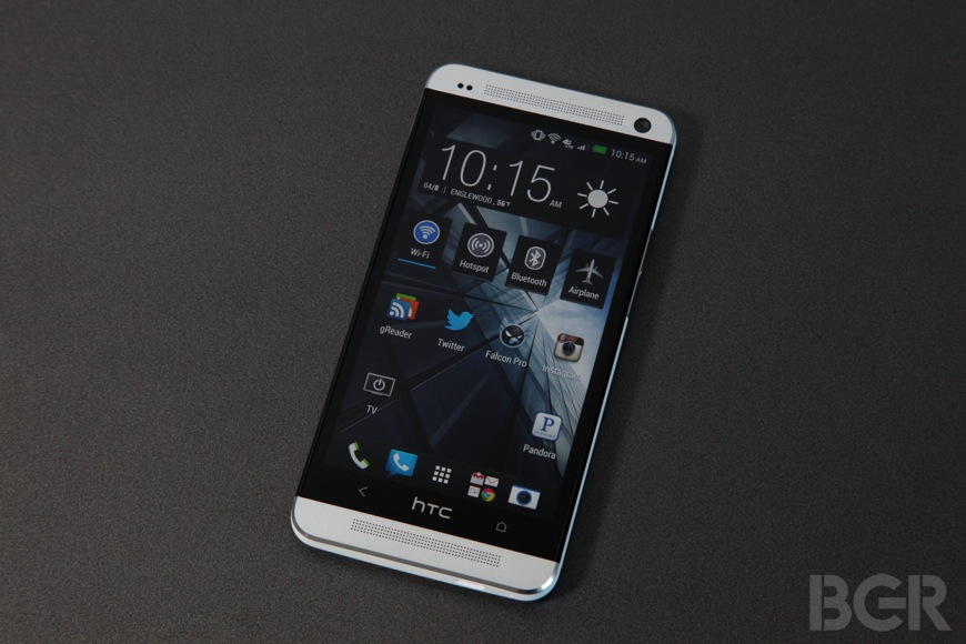 HTC One Stock Android Sense 5
