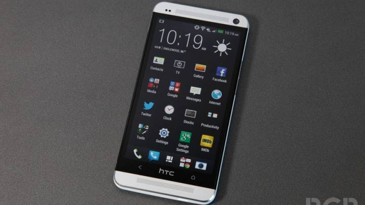 HTC One sales CEO Peter Chou