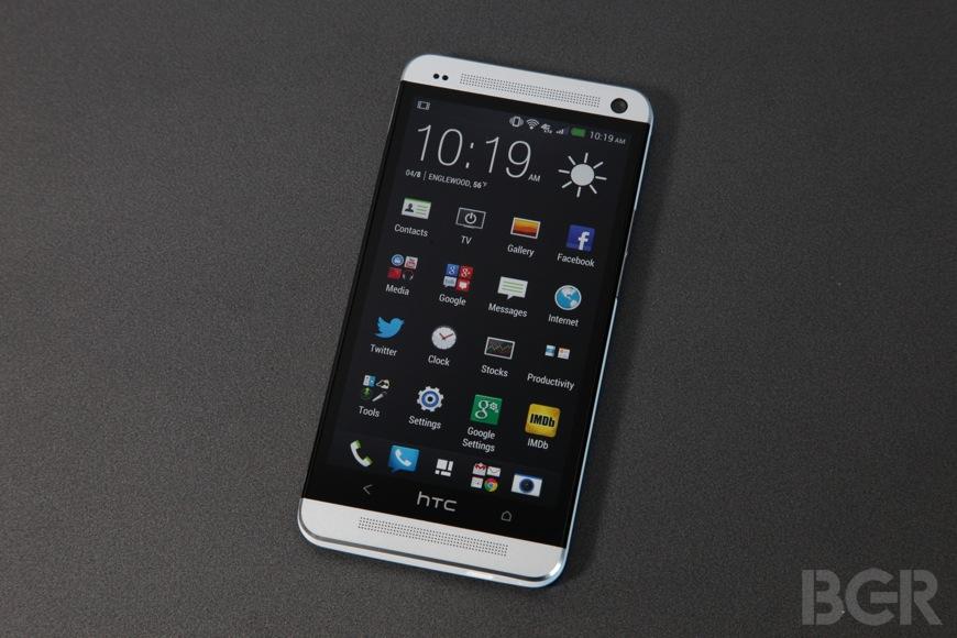 HTC One Samsung Market Share Analysis