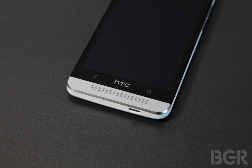 HTC M8 Features On-Screen Buttons