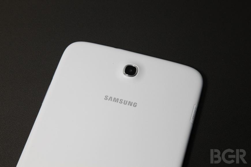 Samsung AMOLED Tablet Specs