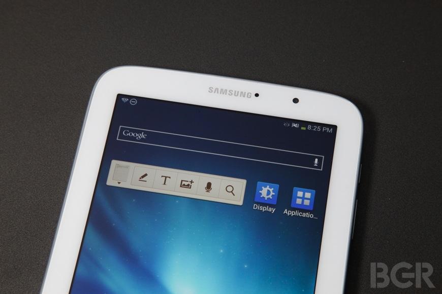 Intel Samsung Tablet Chips