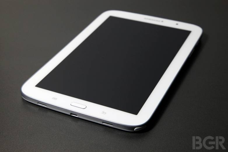 Samsung Tablet Shipments