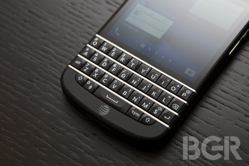 BlackBerry Q10 Release Date US