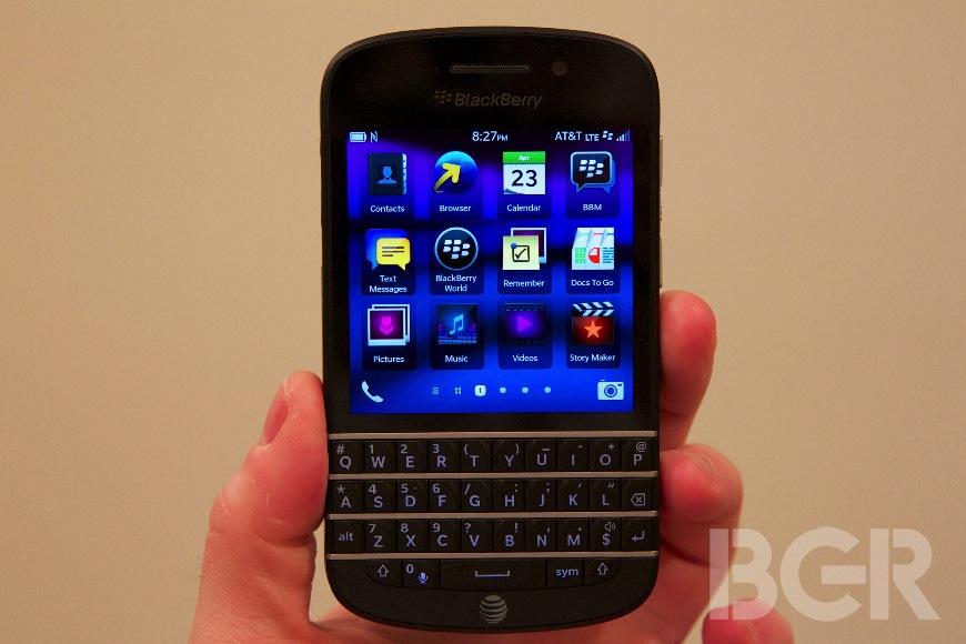 BlackBerry 10 Samsung Knox DoD Approval