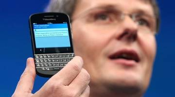 BlackBerry Q10 AT&T Release Date