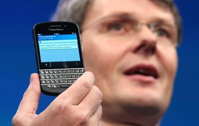 BlackBerry BBM Spinoff