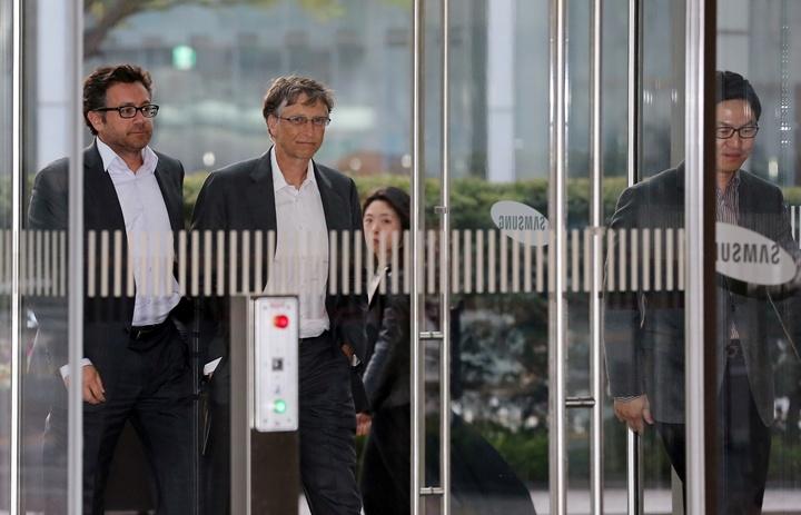 Gates-Samsung-Meeting