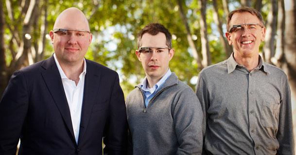 Google Glass Engineer Starner Interview
