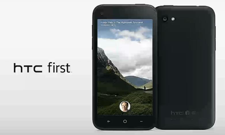 HTC First Sales Facebook