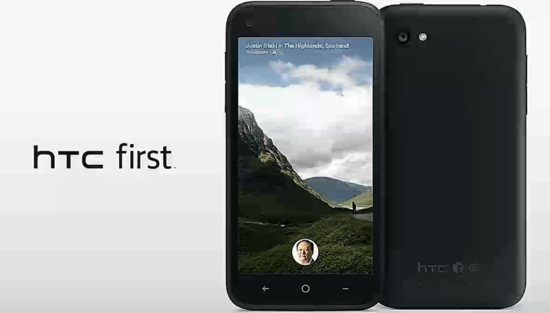 HTC First Sales Facebook