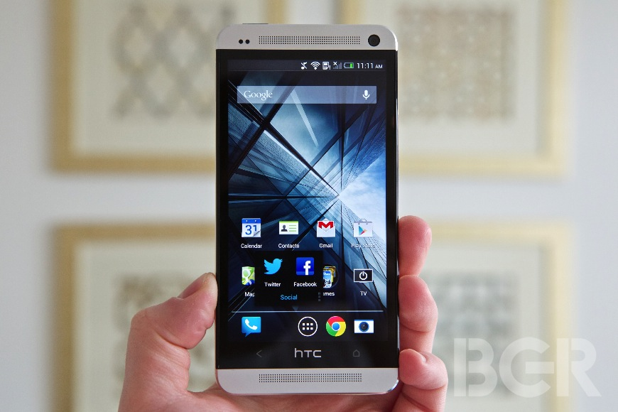 HTC One Sales 2013