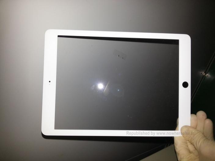 iPad 5 Photos Leak
