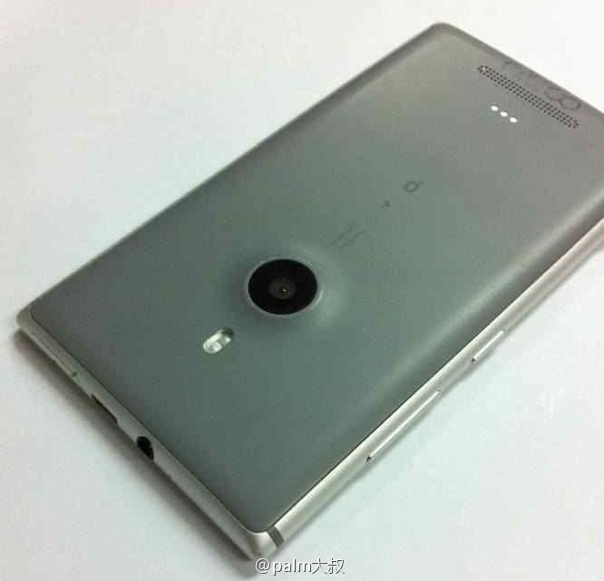 Leaked images reveal upcoming Nokia Lumia smartphone with aluminum design