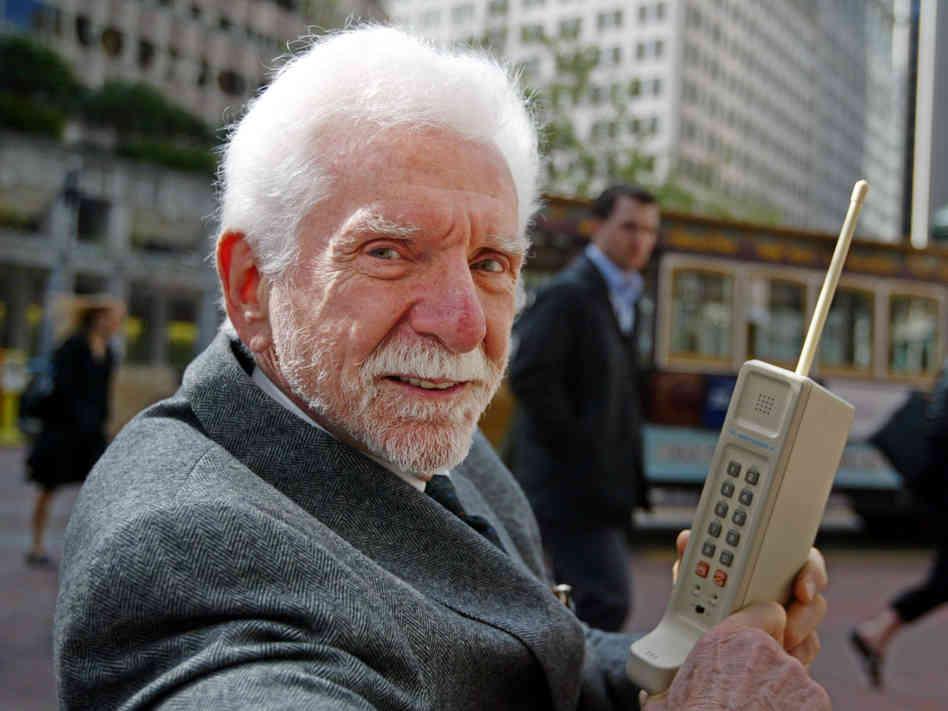 Cellphone 40th Anniversary