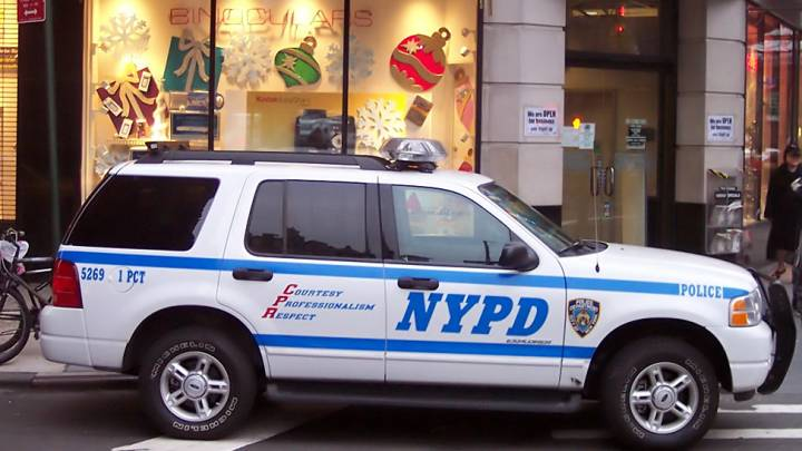 Android Smartphones NYPD