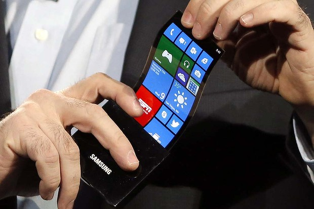 Samsung Flexible Displays Graphene