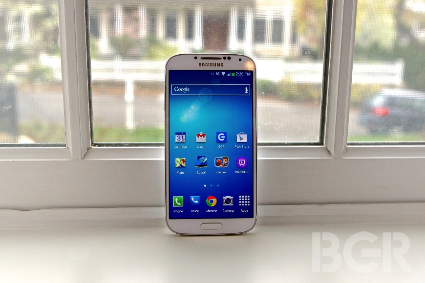 Samsung Galaxy S4 review