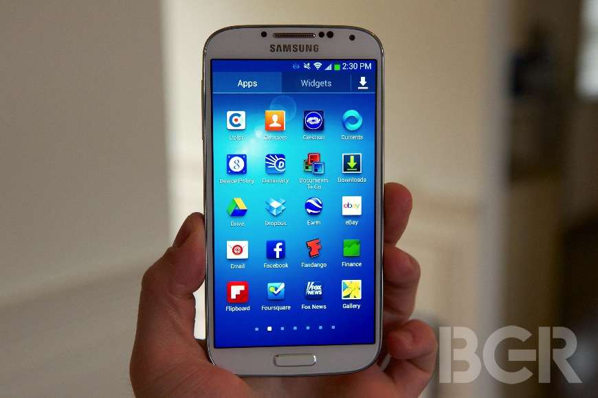 Verizon Galaxy S4 preorders begin tomorrow starting at $249 with $50 mail-in rebate
