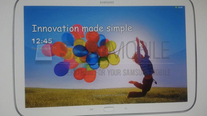Samsung Galaxy S Tab