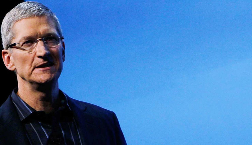 Tim Cook on iCloud Security