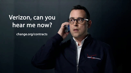 Petition asking Verizon to ditch wireless contracts nears 100,000 signatures