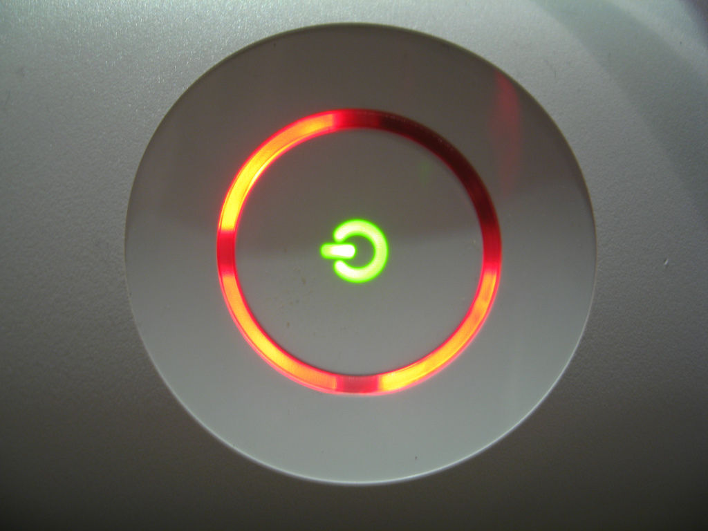Microsoft Xbox One Red Ring Of Death