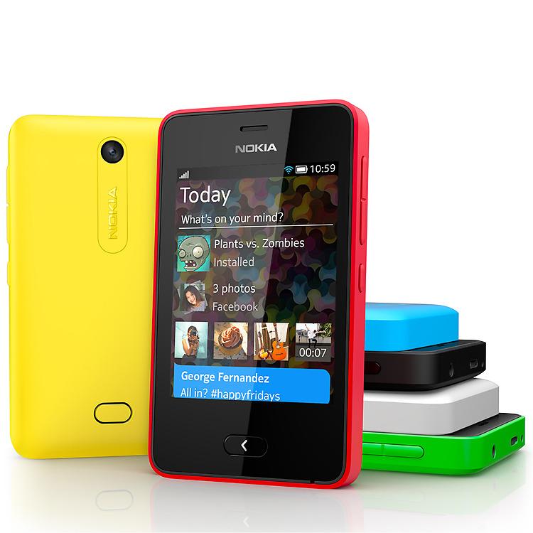 Nokia Asha 501 release date, specs