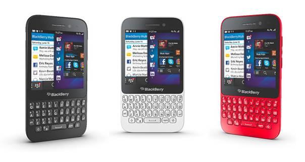BlackBerry Q5 Price