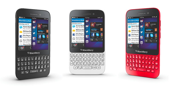 BlackBerry Q5 Price