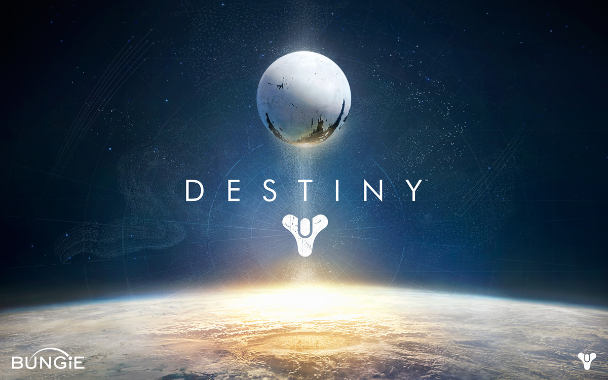 Destiny - Magazine cover