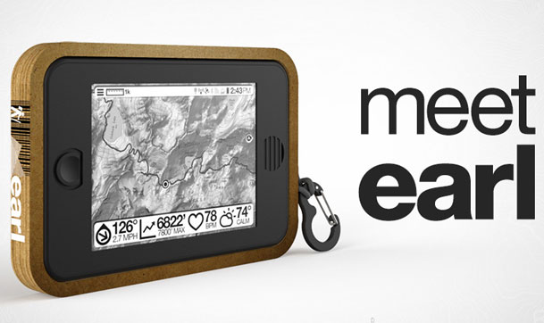 Earl Android Tablet