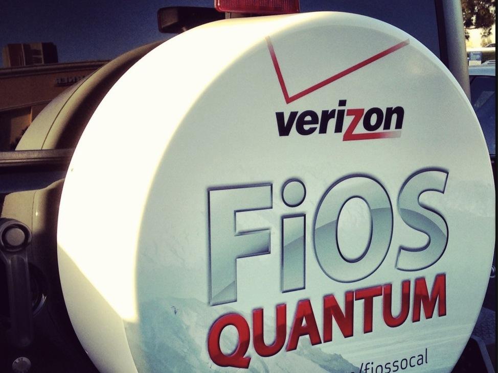 Verizon FiOS Unlimited Data Limit