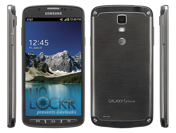 Galaxy S4 Active Release Date