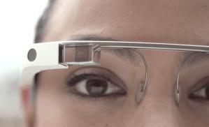 Google Glass app marke